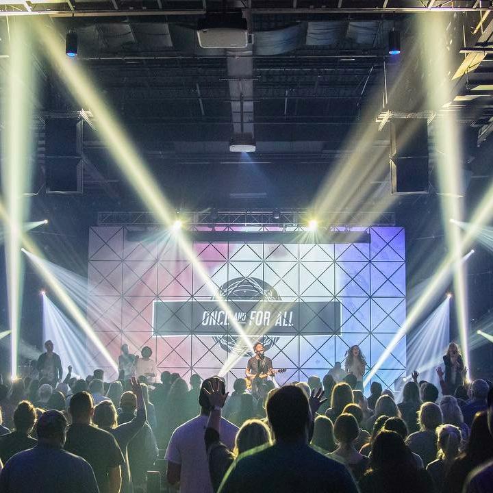church stage design ideas » Jonathan Malm